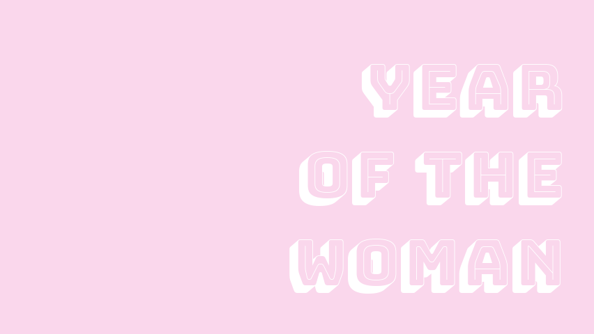 Year of the Woman Playlist